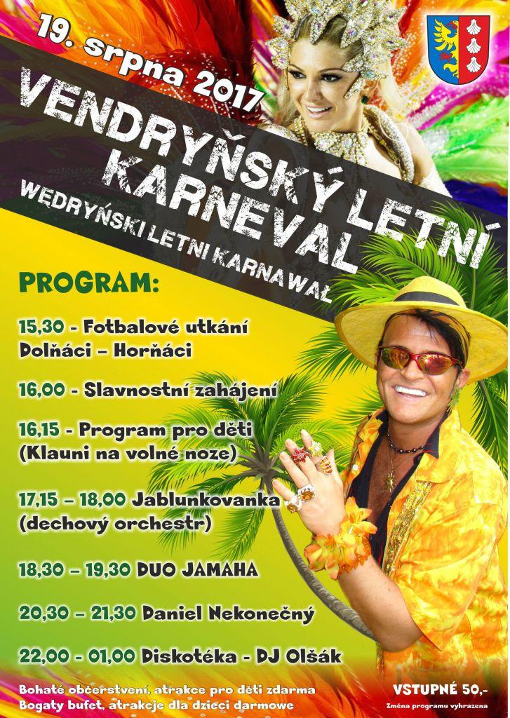 Vendryňský letní karneval